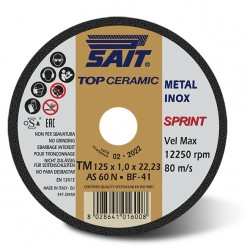TOP CERAMIC - TM AS 60 N